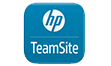 HP TeamSite Content Management System