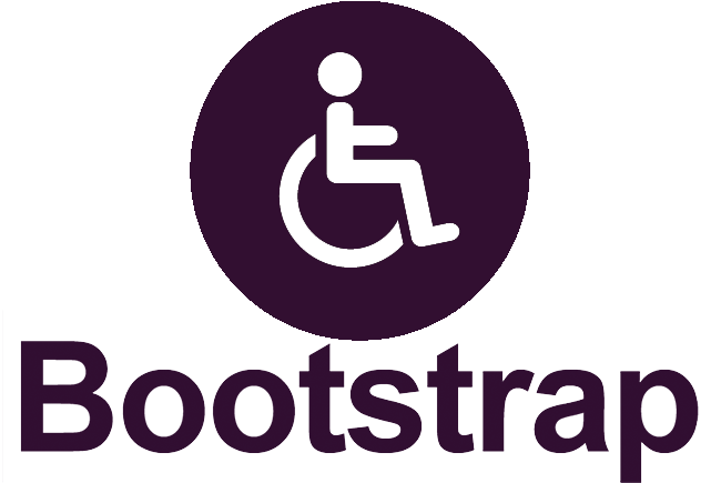 Accessibility-Bootstrap-Header
